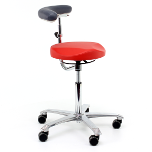 Medical 6360, 360° support, draaibare rug/armsteun Ergo Shape
