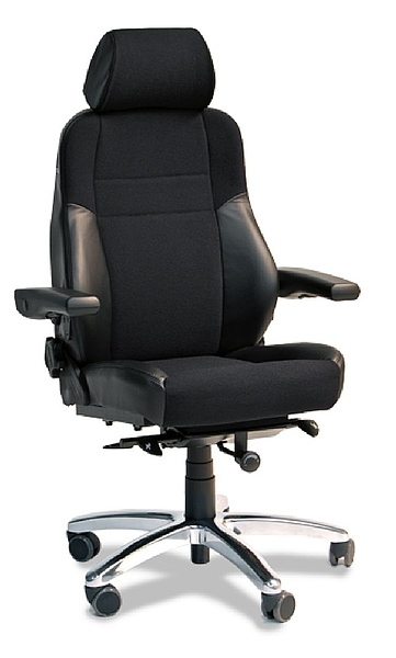 24-uurs werkstoel BMA Secur24 Basic